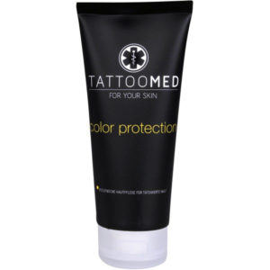 TattooMed color protection beskyttelse mot fading av tatoveringer