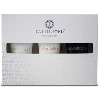 TattooMed total tattoo care alt av etterbehandling til din nye tatovering
