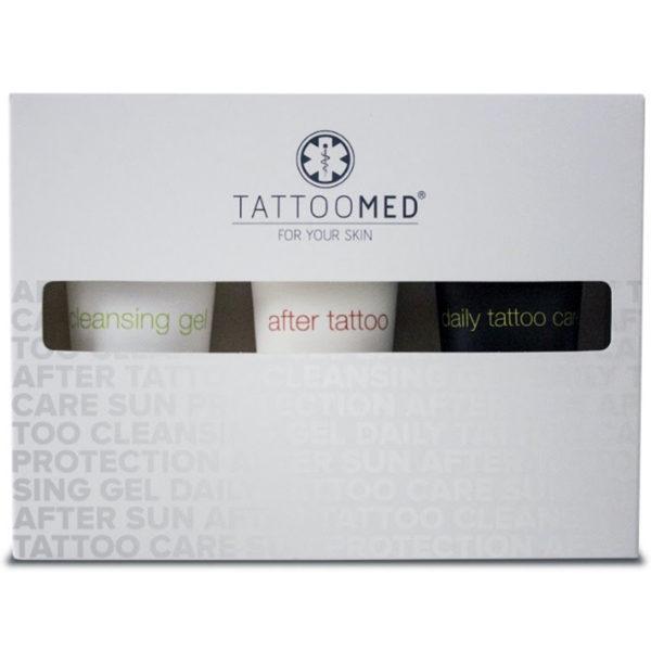 TattooMed total tattoo care alt av etterbehandling til din nye tatovering